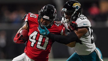 Falcons' Keith Smith reveals just how much he eats Chipotle
