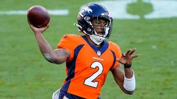 Saints' Demario Davis, Cameron Jordan praise Broncos QB: 'He handled this situation like a real pro'