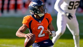 Broncos' Kendall Hinton was seeking other career paths before getting QB start