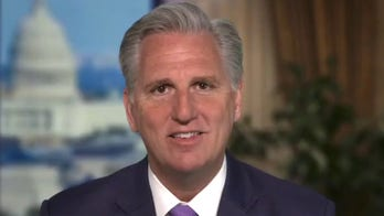 McCarthy on House GOP flipping 12 seats: Americans 'rejected' Democrat 'socialist policies'