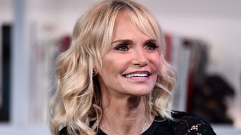 Kristin Chenoweth reveals her boyfriend accidentally injured her forehead with fishing hook