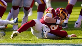 NFL great Joe Theismann laments another Washington QB getting injured in November