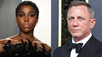 'James Bond' actress Lashana Lynch on criticism over '007' casting: 'I'm part of something revolutionary'