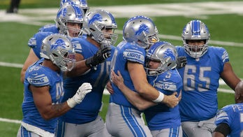 Lions edge Washington in dramatic game that came down to wire