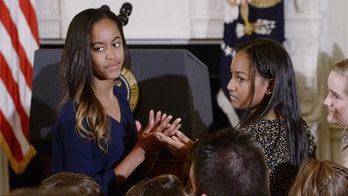 Obama's daughters joined summer protests against police brutality