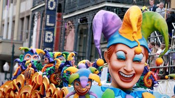 New Orleans prohibiting Mardi Gras parades in 2021