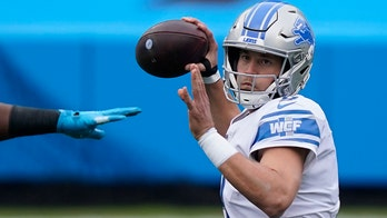 Lions' Matthew Stafford joins exclusive Thanksgiving Day club with start against Texans