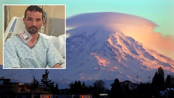 Washington hiker rescued from Mount Rainier dies in ER, is brought back to life