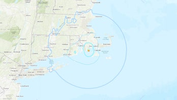 Earthquake off Massachusetts rattles New England, triggers reaction online
