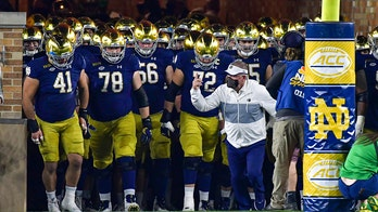 Notre Dame 'earned its way' to No. 4 seed in College Football Playoff, official says