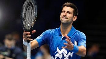 Djokovic beats Zverev, advances to semifinals at ATP Finals