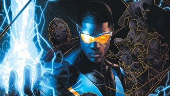 John Ridley explores the 'Other History' with DC Comics series centered on Black superheroes
