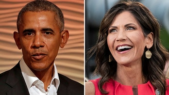 Kristi Noem slams Obama memoir's 'ridiculous' message