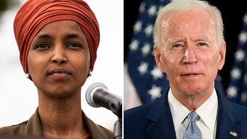 Ilhan Omar criticizes Biden-backed stimulus for 'sending money to less people'