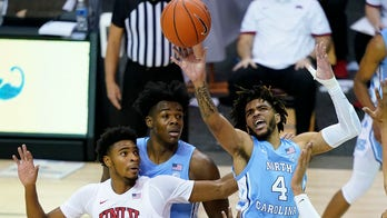 Davis, Brooks help No. 14 UNC top UNLV 78-51 in Maui tourney