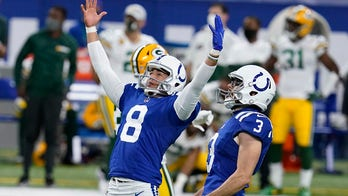 Colts punter Rigoberto Sanchez to have surgery to remove cancerous tumor
