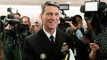 Ronny Jackson made sexual comments about subordinate, drank alcohol on trips as WH physician: IG