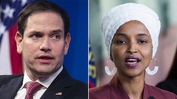 Omar mocked after misspelling book of Bible while attempting to school Rubio on faith