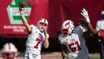 Buechele, No. 18 SMU pull away late, top undermanned Temple