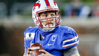 Buechele, No. 22 SMU bounce back in 51-37 victory over Navy