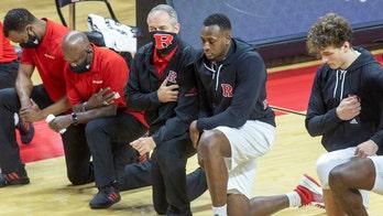 Omouryi has big debut, No. 24 Rutgers beats Sacred Heart