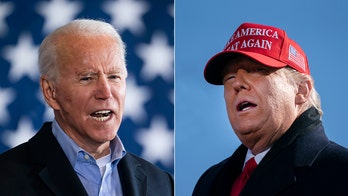 It's Election Day: Biden makes final Pennsylvania appeal as Trump awaits results at White House