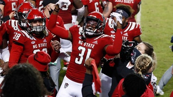 Blocked FG helps NC State hold off No. 21 Liberty 15-14