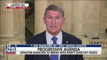 Sen. Joe Manchin: If Democrats win Senate, I won't support 'crazy stuff' like court packing
