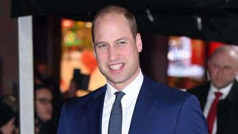 Prince William hosts private Kensington Palace reception for Princess Diana statue donors