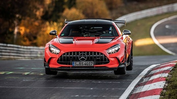 The Mercedes-AMG GT Black Series is the world's fastest car ... here