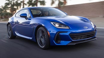2022 Subaru BRZ debuts with more power