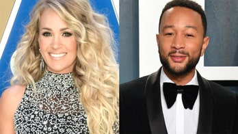 Carrie Underwood, John Legend debut 'Hallelujah' music video