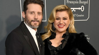 Kelly Clarkson says she's written '60 songs' amid split from Brandon Blackstock