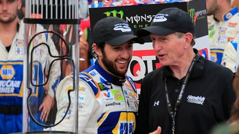 NASCAR's Chase Elliott says this is the best advice his dad Bill gave him