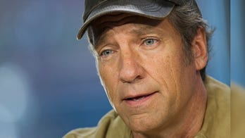 Mike Rowe reveals he's 'thankful to be living in America during the most remarkable year of my life'