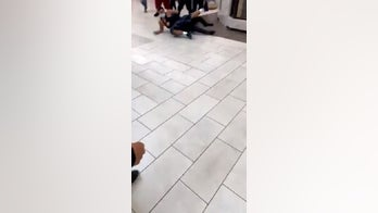 Video captures off-duty officer fighting in Los Angeles-area shopping mall