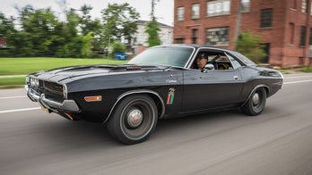 Detroit police officer's illegal street-racing Dodge Challenger added to Historic Vehicle Register