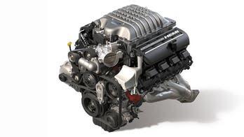 Mopar's new Hellcrate Redeye V8 is a monstrous muscle car motor