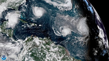 Hurricanes stay stronger longer after landfall than in past, study says