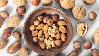 Eating tree nuts every day can improve sperm quality, study finds