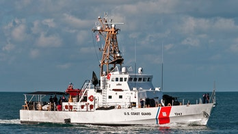 Coast Guard searches for 4-member crew of fishing boat that sank off Massachusetts coast