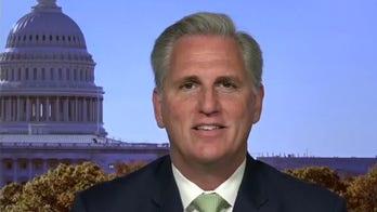 McCarthy: Pelosi is 10 Democratic votes away from losing House speaker race