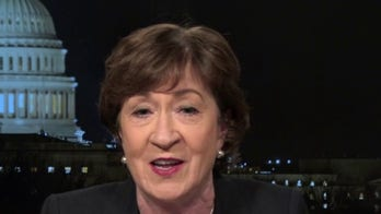 Sen. Susan Collins says voters rejected Bernie Sanders' 'far-left agenda', calls for moderate compromise