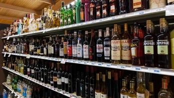 Booze-erker: Woman smashes 500 bottles of booze in British supermarket