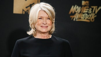 Martha Stewart says 'thirst trap' poolside selfie didn't happen on purpose