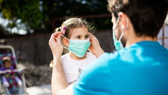 Coronavirus face masks creating potential hurdle for kids with sensory issues