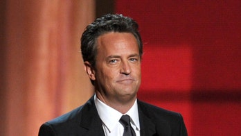 Matthew Perry announces 'Friends' apparel line to benefit coronavirus relief