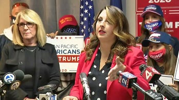 RNC chairwoman calls on Michigan officials to pause election certification