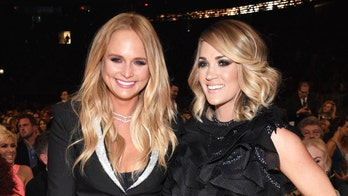 Miranda Lambert says it's 'humbling' to compete against Carrie Underwood at CMAs