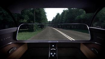 Kyocera has designed a 'transparent' car